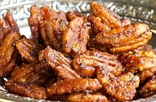 Homemade Spiced Pecans